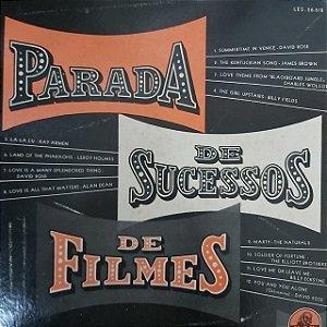LP - Parada de Sucessos de Filmes (Vários Artistas)