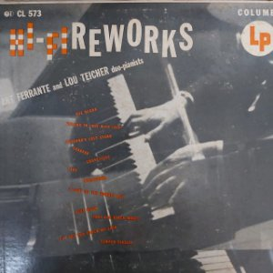 LP - Art Ferrante And Lou Teicher – Hi-Fireworks (Importado US)
