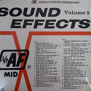 LP - Sound Effects, Vol. 5