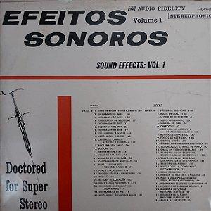 LP - Sound Effects, Vol. 1