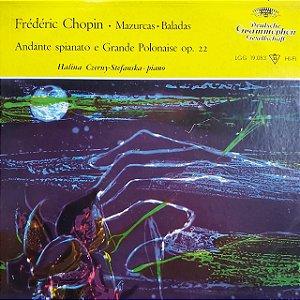 LP - Frederic Chopin - Mazurca Baladas