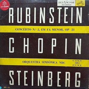 LP - Rubinstein Steinberg - Chopin