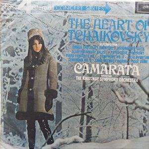 LP - Phase 4 Stereo - The Heart Of Tchaikovsky (Vários Artistas)