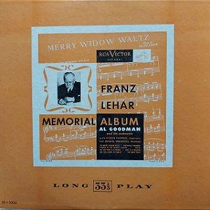 LP - Al Goodman And His Orchestra - Franz Lehár Memorial Album