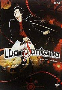 DVD - Luan Santana - Ao Vivo