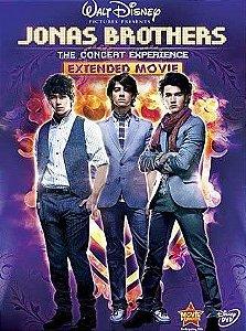 DVD - Jonas Brothers - O Show - Versão Estendida