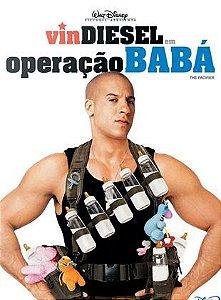DVD - Operação Babá