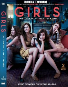 DVD - Girls - A Primeira Temporada Completa (Novo - Lacrado)