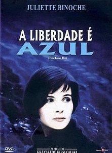 DVD - A Liberdade É Azul