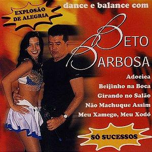 CD - Beto Barbosa - Dance E Balance Com Beto Barbosa