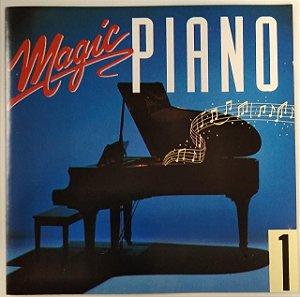 CD - Magic Piano vol 1 (Vários Artistas)