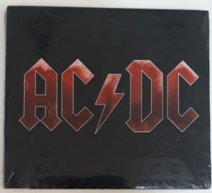 CD - AC/DC – Black Ice (Novo - LACRADO)