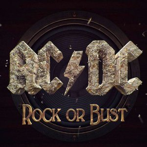 CD - AC/DC – Rock Or Bust (Novo - LACRADO)