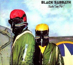 CD - Black Sabbath – Never Say Die! (Novo - LACRADO)