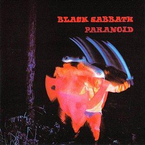 CD - Black Sabbath – Paranoid (Novo - LACRADO)