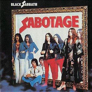 CD - Black Sabbath – Sabotage (Novo - LACRADO)