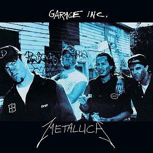 CD - Metallica – Garage Inc. (Novo - LACRADO)