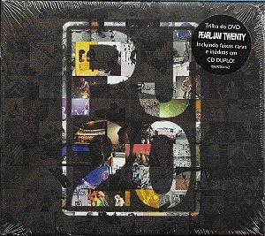 CD - Pearl Jam – Twenty (Novo - LACRADO) DUPLO