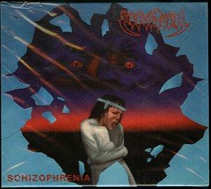 CD - Sepultura – Schizophrenia (Novo - LACRADO)