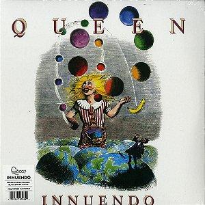 LP - Queen – Innuendo (Duplo - Novo - Lacrado) (Importado)