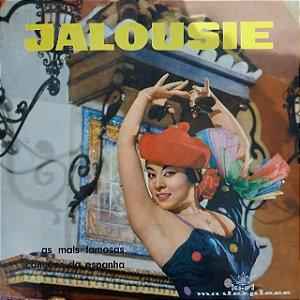 LP - Jalousie - As Mais Famosas Canções da Espanha