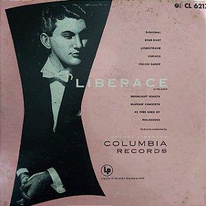 "LP - Liberace – Liberace At The Piano (Importado US) (10"")"