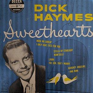 """LP - Dick Haymes – Sweethearts (Importado US) (10"""")"""