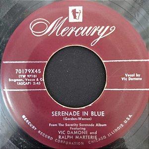 COMPACTO - Vic Damone - Serenade In Blue / That Old Feeling (Importado US)