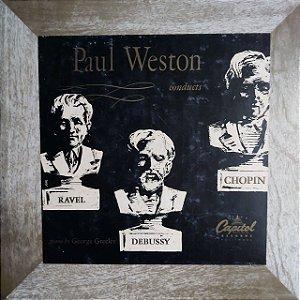 """LP - Paul Weston – Paul Weston Conducts (Importado US) (10"""")"""
