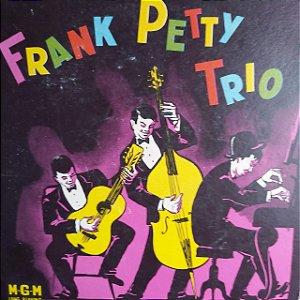"""LP - Frank Petty Trio - Uma Seleção de repertório  (10"""")"""