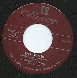 COMPACTO - Richard Hayman – Terry's Theme / Eyes Of Blue