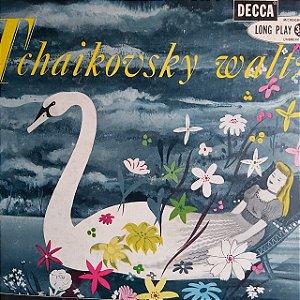 """LP - Tchaikovsky waltzes (Importado US) (10"""")"""