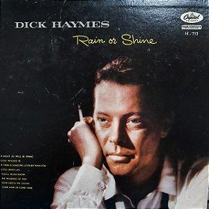 """LP - Dick Haymes – Rain Or Shine (10"""")"""