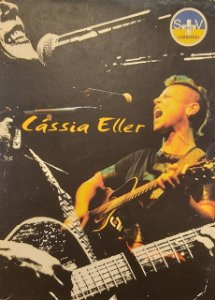 DVD - Cassia Eller - (Box 2 CDs + 1 DVD)