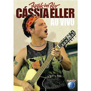 DVD - Cassia Eller - Rock In Rio - Ao Vivo