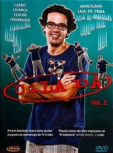 DVD - Cilada - Vol.2