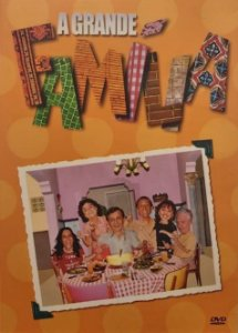 DVD - A Grande Família