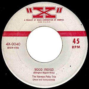 COMPACTO - The Norman Petty Trio – Mood Indigo / Petty's Little Polka