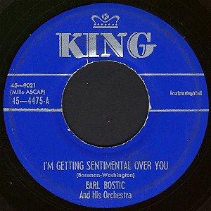 COMPACTO - Earl Bostic – I'm Getting Sentimental Over You / Flamingo