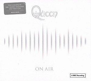 CD - Queen – On Air (Novo Lacrado) DUPLO