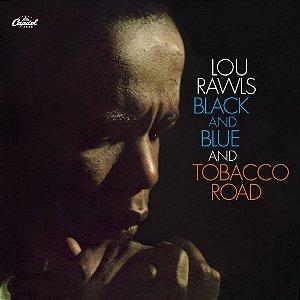 CD - Lou Rawls – Black And Blue And Tobacco Road (Novo Lacrado)