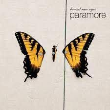 CD - Paramore – Brand New Eyes - Novo (Lacrado)