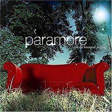 CD - Paramore – All We Know Is Falling - Novo (Lacrado)