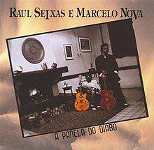 CD - Raul Seixas e Marcelo Nova – A Panela Do Diabo - Novo (Lacrado)