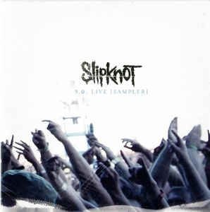 CD - Slipknot – 9.0: Live - Novo (Lacrado)