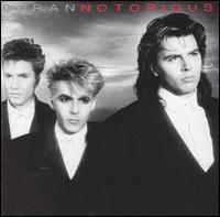 LP - Duran Duran – Notorious