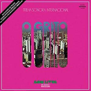 LP - O Grito Internacional (Novela Globo) (Vários Artista)