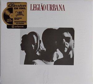 LP - Legião Urbana (Será) - Polysom - reedição 2019 - (Novo - Lacrado)