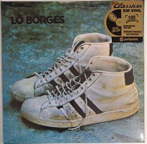 LP - Lô Borges (Polysom) (Novo - Lacrado)