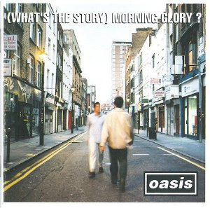 CD - Oasis – (What's The Story) Morning Glory? - Importado (UK)